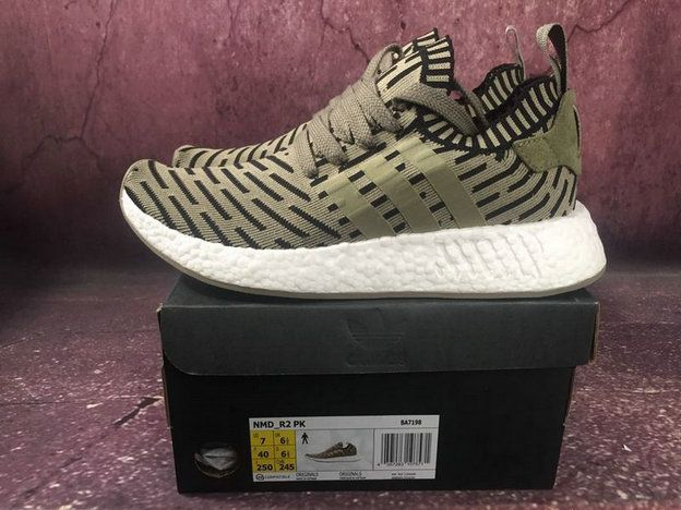 6b1f0ada7 Adidas NMD R2 Pk Size 14 Trace Cargo Black Ba7198 Primeknit Ultra Boost  Latest and Cheapest Sneaker