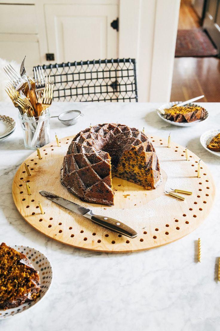 Pumpkin Tonka Bundt Cake Dessert Cake Recipes How Sweet Eats