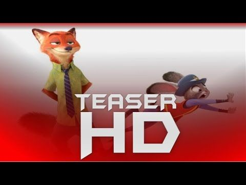 Zootopia - Teaser Trailer - Español Latino - HD - YouTube