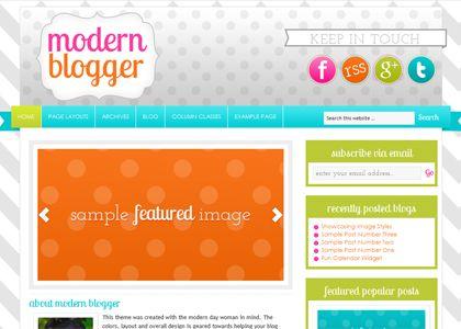 118 best Wordpress Beautiful or Feminine Themes images on Pinterest ...