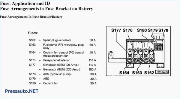 2002 vw jetta battery fuse box diagram in 2020  electrical