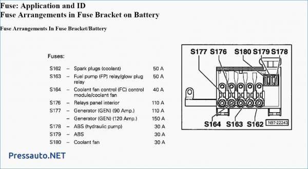 2002 Vw Jetta Battery Fuse Box Diagram In 2020 Electrical Diagram Fuse Box Jetta 2012