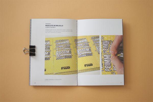 Portfolio 2012 on Behance