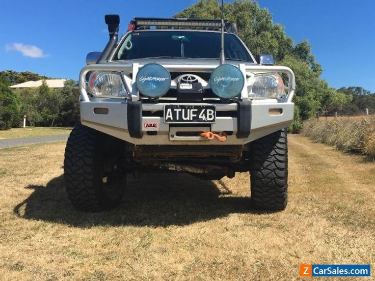 Toyota Hilux #toyota #hilux #forsale #australia
