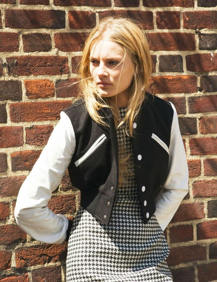 37 best IN   VARSITY images on Pinterest   Varsity jackets ...