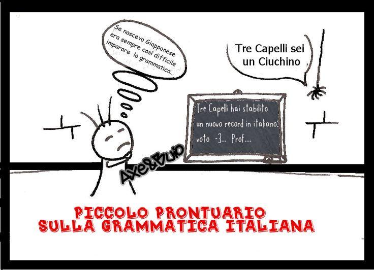 un'escursione sulla grammatica italiana 13 - Mithril ArtMithril Art