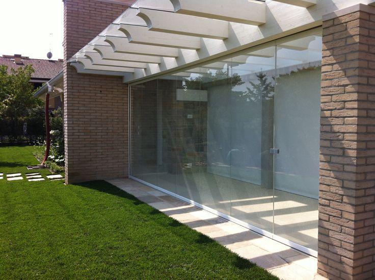 Pi di 25 fantastiche idee su copertura per veranda su for Idee di veranda laterale