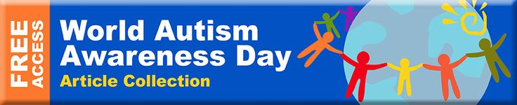 World Autism Day 2014 | Explore Taylor & Francis Online