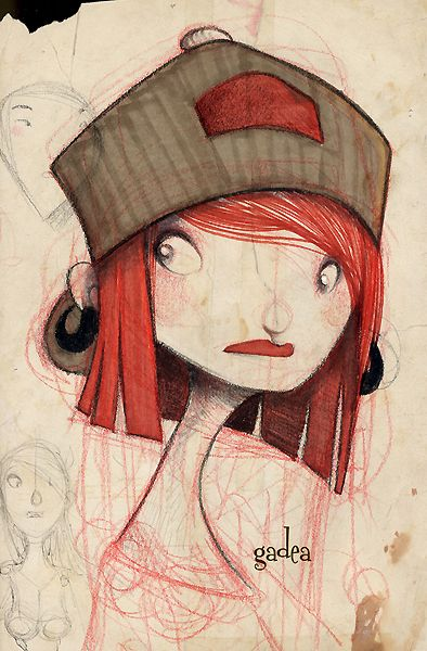 Sketch 2 by ~gadeaster on deviantART