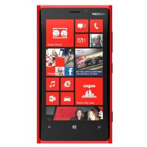Nokia Lumia 920 AT Windows 8 LTE Smartphone 32GB/1GB RAM - RED