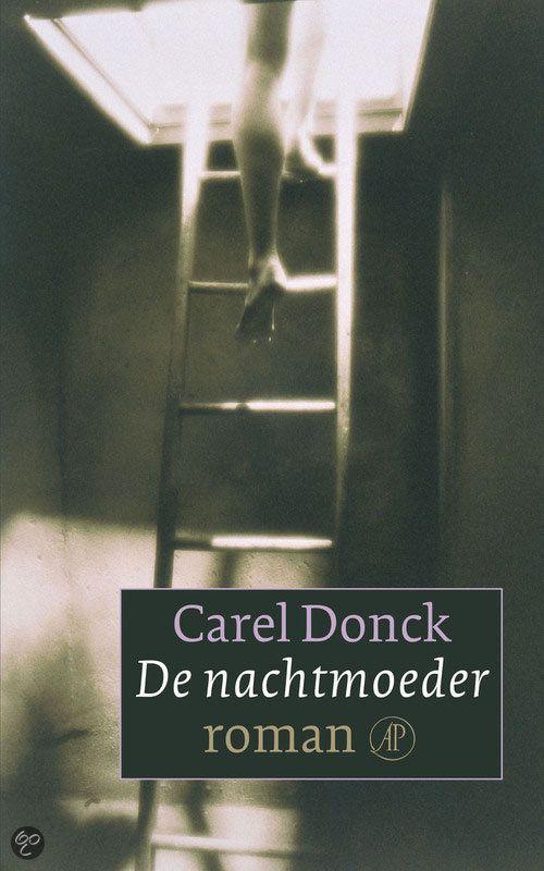 Carel Donck - De nachtmoeder - 2009 - Kobo