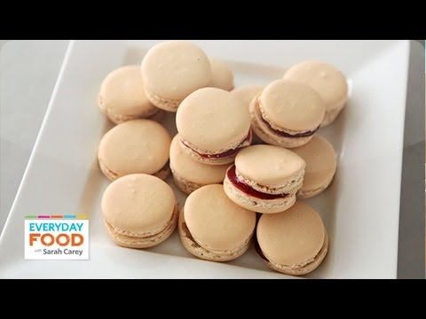 sarah carey french macaroons french macarons recipe easy macaron ...