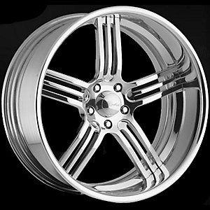 Raceline Raceline Renegade 5 Spoke Wheel - JCWhitney ...