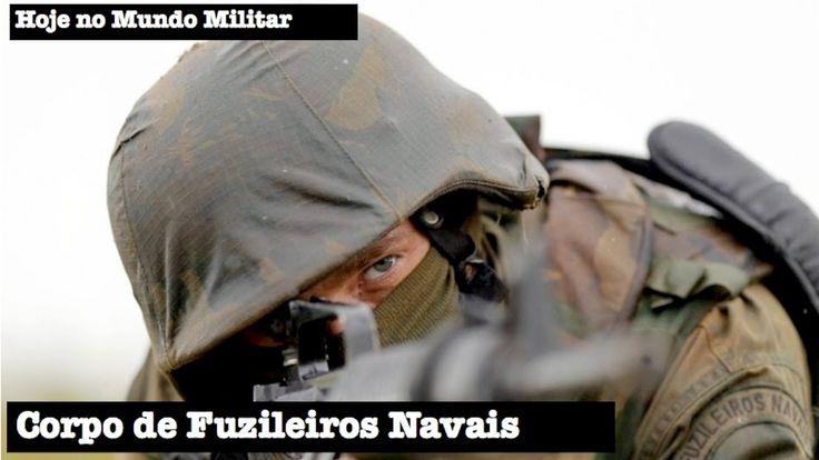 O Corpo de Fuzileiros Navais da Marinha do Brasil