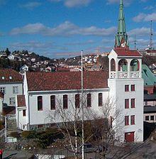 St. Franciskus Xaverius kirke, Arendal Norway