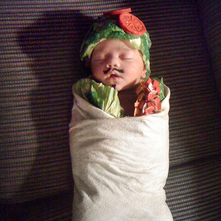 Oh, Baby! Hilarious Homemade Halloween Costumes for Babies - parenting.com