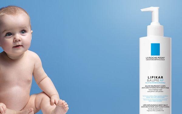 Τέρμα το ξηρό δέρμα με La Roche Posay Lipikar Baume AP+ | e-pharm.gr