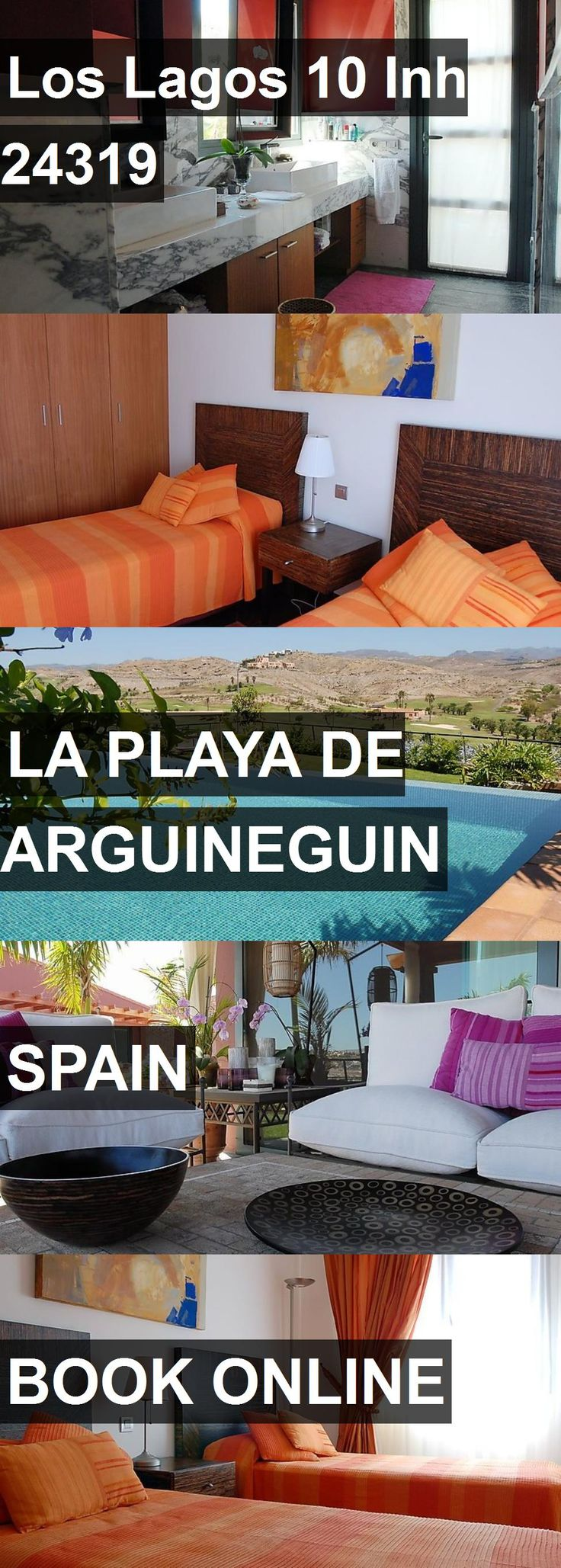 Hotel Los Lagos 10 Inh 24319 in La Playa de Arguineguin, Spain. For more information, photos, reviews and best prices please follow the link. #Spain #LaPlayadeArguineguin #travel #vacation #hotel