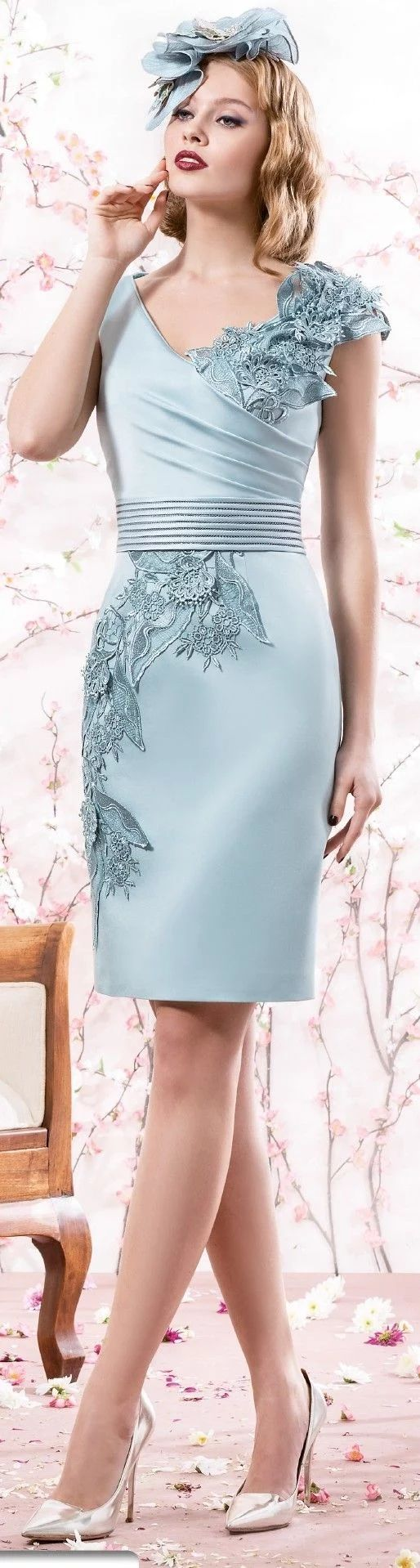 457 best elegant clothes images on Pinterest | Sweet dress, Block ...
