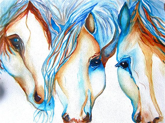72 best vivid color horse pictures images on pinterest | horses ... - Horse Pictures Print Color