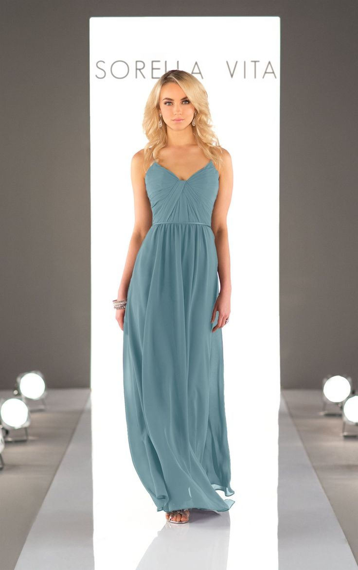 529 best bridesmaids images on pinterest chiffon floor length bridesmaid dress ombrellifo Gallery