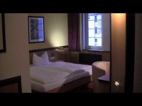 Review: Hotel Lindenhof, Ilmenau, Thuringia, Germany - November 2010