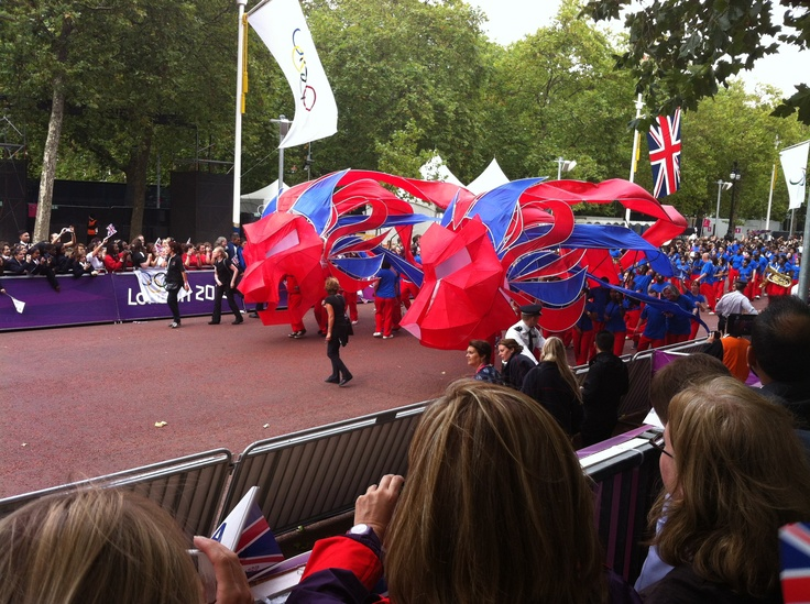 The Team GB and ParalympicsGB Lions!