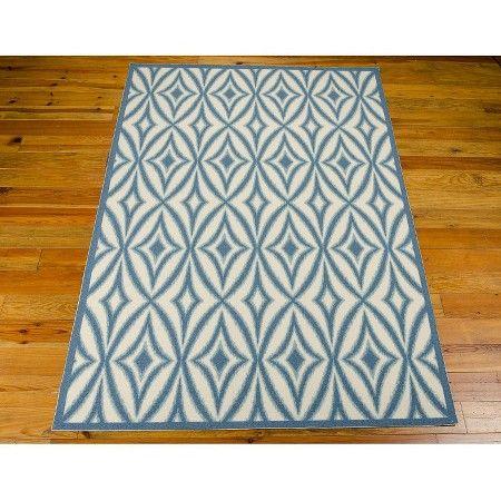 Waverly Tile Indoor Outdoor Rug