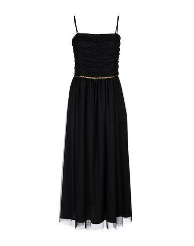 ATOS LOMBARDINI Women's 3/4 length dress Black 10 US