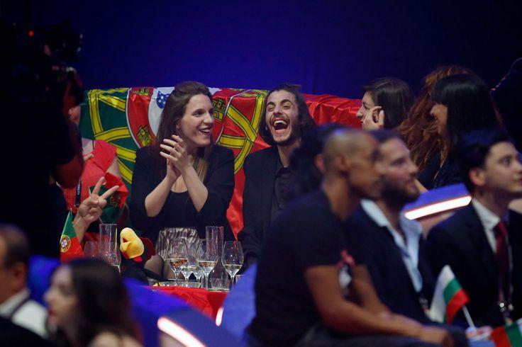 """BLITZ – Salvador Sobral não tinha uma canção """"eurovisiva"""" - e ganhou a Eurovisão"""