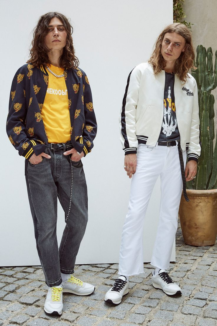 The Kooples Spring 2018 Menswear Collection Photos - Vogue