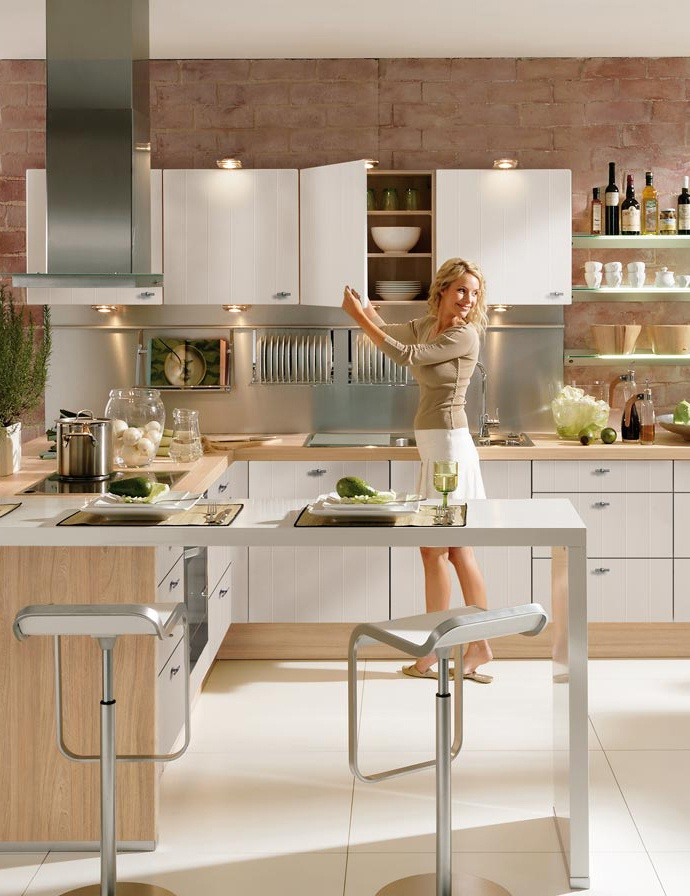 1000+ idéer om Nolte Küchen Fronten på Pinterest Blumenregal - küchenfronten selber bauen