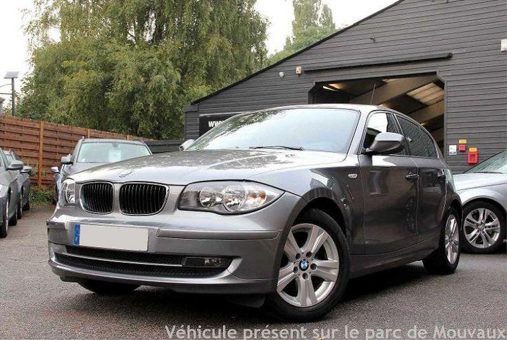 OCCASION BMW SERIE 1 (E87) (2) 120D LUXE 177 5P