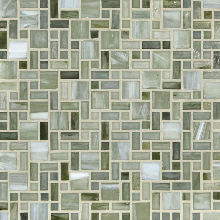 Gendai Mosaic Color Neutra Silk