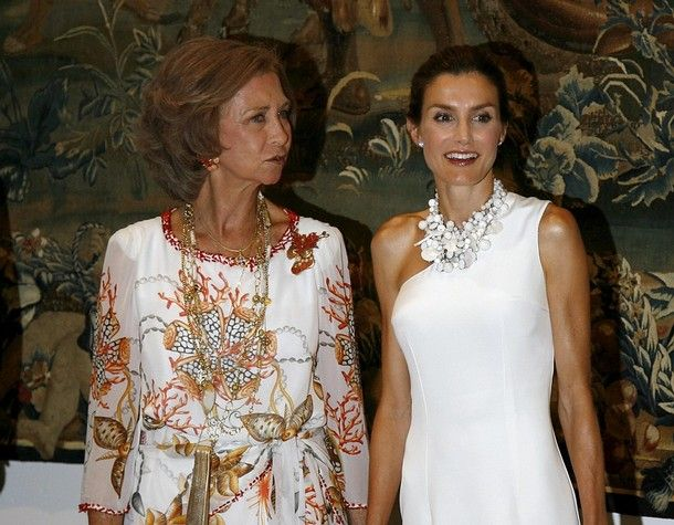 53 best Queen Letizia of Spain images on Pinterest