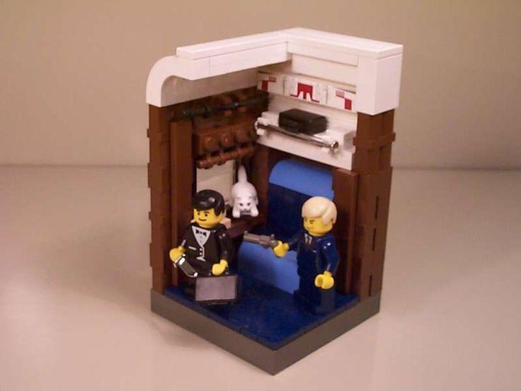 lego james bond google search james bond 007. Black Bedroom Furniture Sets. Home Design Ideas