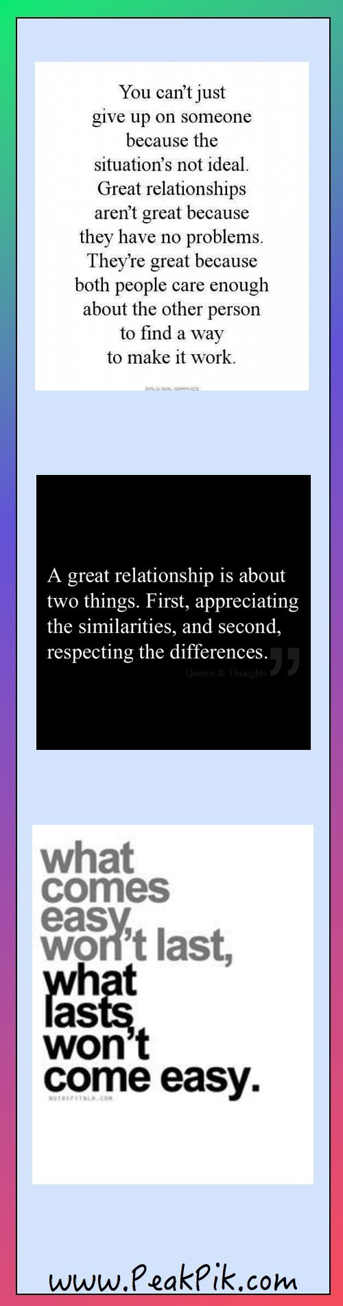 Daily Tips And Motivation | Inspirational Quotes About Relationships-This Is Why You Don't Want To Give Up!