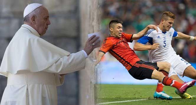 La semana que pasó: entre la visita papal a Tierra Santa y el partido amistoso de futbol México-Israel   Diario Judío: Diario de la Vida Judía en México y el Mundo