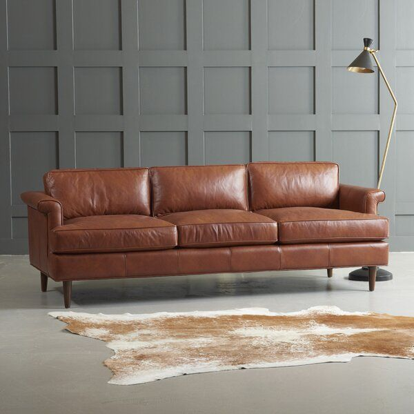 Carson Leather Sofa With Images Best Leather Sofa Leather