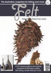 Quality Felt Magazines published in Australia. http://www.australianneedlearts.com.au/Felt%20Magazine%20Issue%2016