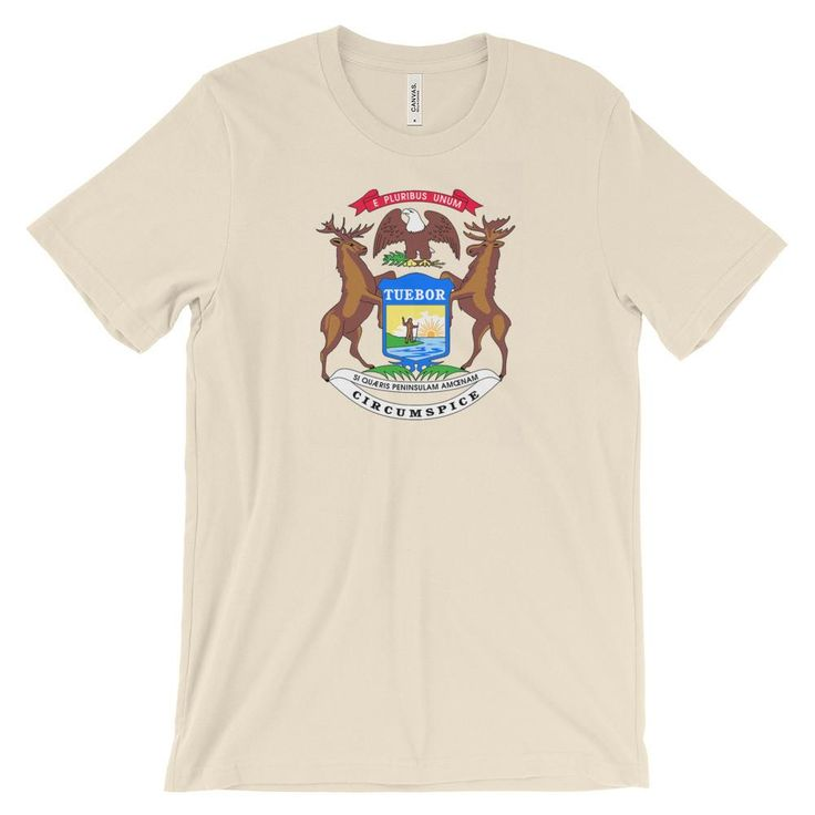 Michigan Flag T-shirt