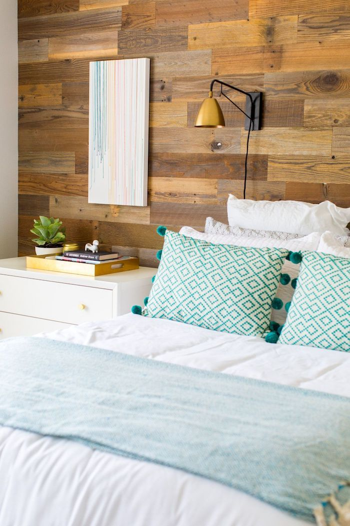 1001 Idées Pour La Déco Petite Chambre Adulte Home Bedroom