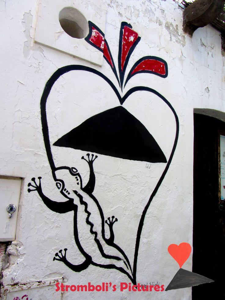 #The #Symbol #Of #Stromboli.