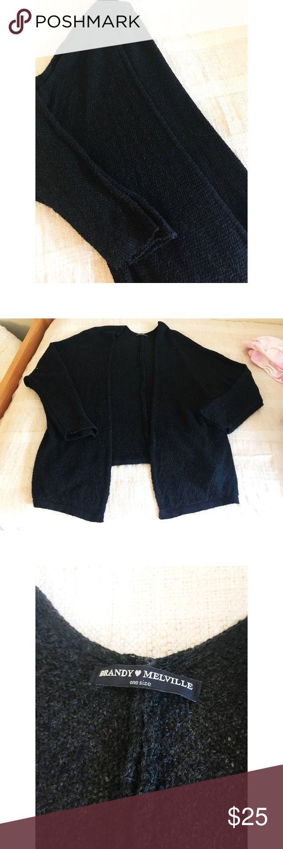 Brandy Melville Cardigan • n e w • Brandy Melville Sweaters Cardigans