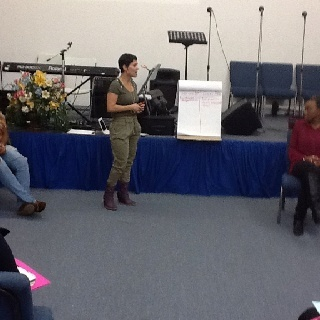 """Speaking at my """"Organiz-her Workshop""""  www.devainyou.com"""