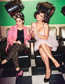 Snooki and JWoww's DOs and DON'Ts of Being a Good Friend