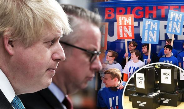 Polls suggest the Remain camp has gained ground -- EU referendum polls latest: Majority of voters want Brexit despite shift in Remain support http://shr.gs/QAwzBDV
