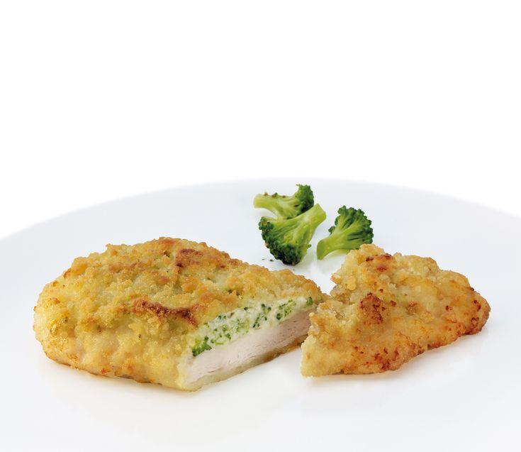 Kuracie rezne v brokolicovom cestíčku - to ste ešte neskúšali však?