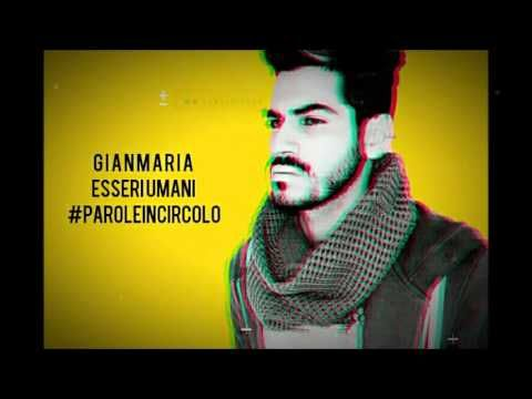 Esseri Umani - Gianmaria #mengoni #esseriumani cover