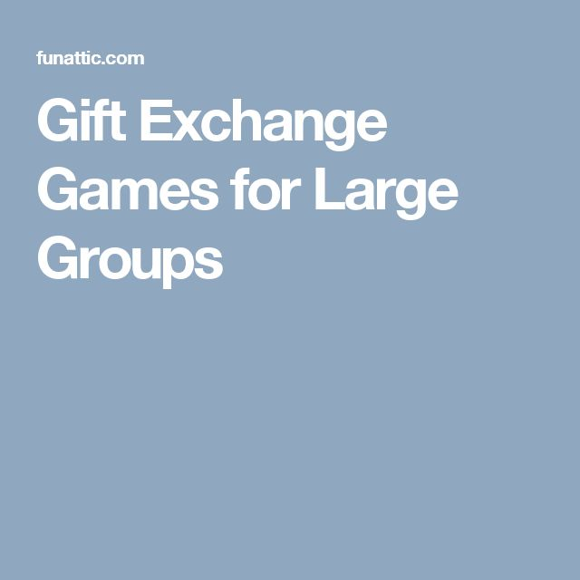 Check the way to make a special photo charms, and add it into your Pandora bracelets. Gift Exchange Games for Large Groups